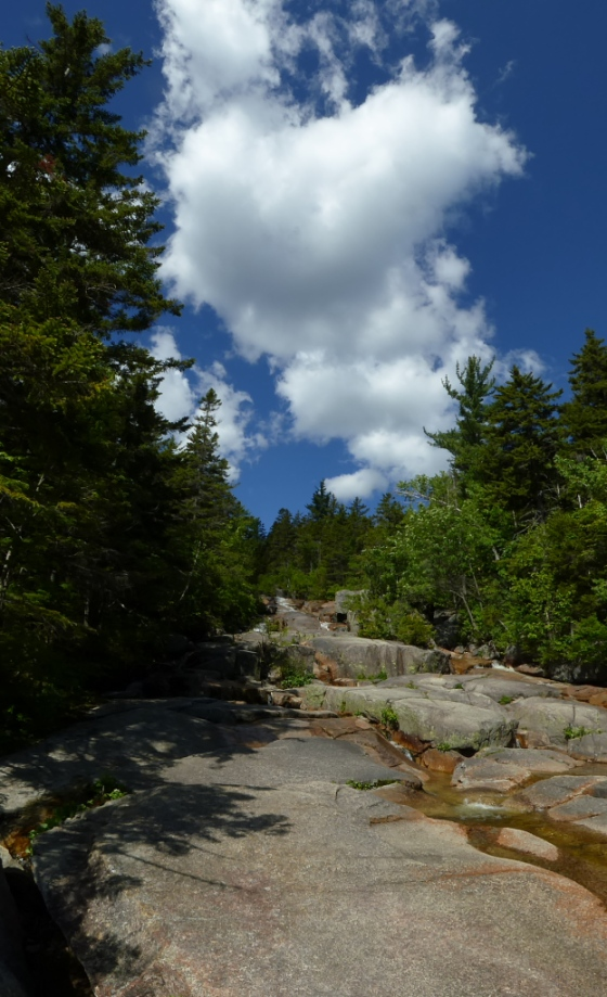 Pano of the falls