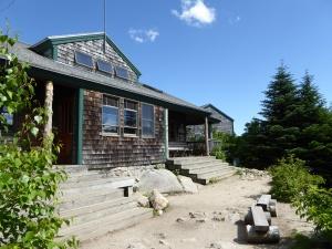 Zealand Hut